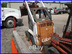 Bobcat 453C, 1996, 3 cly Kubota, NR, Not Running