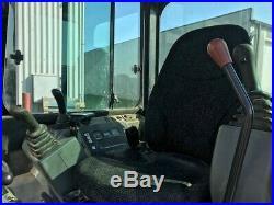 Bobcat E35 Excavator -2013 Bobcat E35 Mini Excavator, Cab, Heat/ac, 2 Spd, Aux