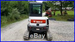 Bobcat E35 Excavator Hydraulic Thumb Angle Blade, Loaded, Exceptional! Finance