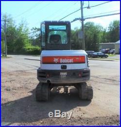 Bobcat E42 Enclosed Hvac Work Ready Bucket
