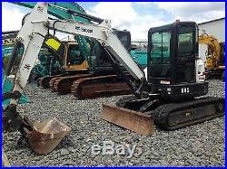 Bobcat E45 Excavator
