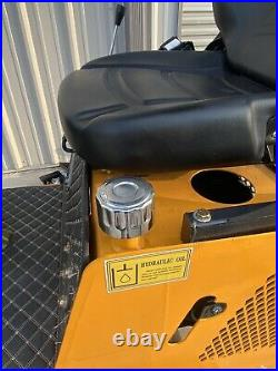 Brand New Micro Digger Mini Excavator + 3 Attachments Gas Briggs & Stratton Eng