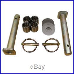 Bucket Pin and Bush set to fit Takeuchi TB014 / TB016 / TB216