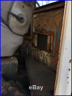 CASE DROTT 40 Excavator Long Reach Claw Bucket Runs Great Demo Machine Diesel