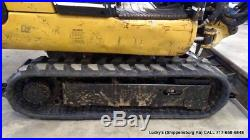 CATERPILLAR CAT 301.5 Mini Excavator NEW TRACKS Fully Serviced 17.4HP 3,688LBS