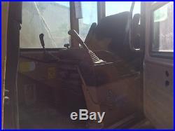 CATERPILLAR E120B EXCAVATOR