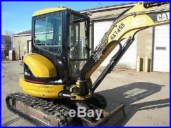 CAT 303 CR 2005 mini excavator