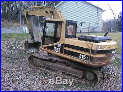 CAT 315L
