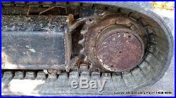CAT Caterpiller 302.5 Mini Excavator 22.9 HP Diesel 6000LBS Track Hoe