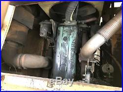 Case 1085 Excavator Backhoe Loader Power Angle Bucket Hydraulic Thumb. CHEAP