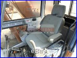Case 9010b Excavator, Cab, Heat/ac, Radio, Aux Hydraulics, Thumb, 106 HP Diesel
