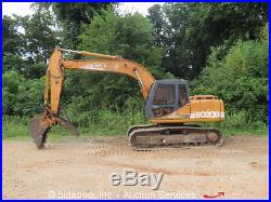 Case 9020B Hydraulic Excavator EROPS Cab Thumb bidadoo
