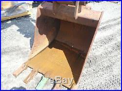 Case 9030B Hydraulic Excavator NARROW TRACK 9030 Link Belt CUMMINS Diesel