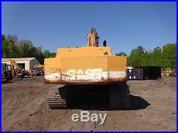 Case 9050 Hydraulic Excavator RUNS MINT! Mitsubishi Diesel 35 Ton Machine