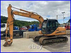 Case Cx130 Crawler Excavator / Year 2007 / 10179 Hours