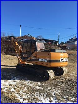 Case Cx130 Excavator