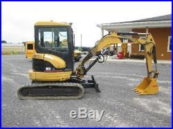 Cat 303CR Farm Excavator Tractor Dozer