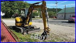 Cat 304 c excavator