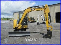 Cat 305C CR Farm Tractor Dozer Excavator