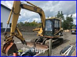 Cat 307 Excavator 1996