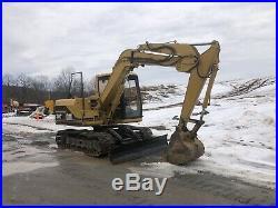Cat 307 excavator
