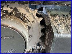 Cat 307 hydraulic excavator