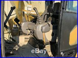 Cat 308c Cr 4661 Hrs Cab A/c Heat