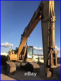 Cat 350L Excavator Long Stick, Tight w Low Org Hours, Good U/C