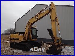 Cat E120B