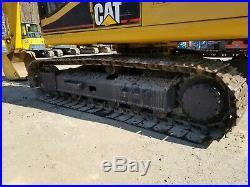 Cat excavator 311