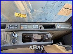 Caterpilar 307C Excavator WithDozer blade Cab WithAir