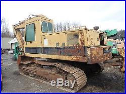 Caterpillar 215D LC Hydraulic Excavator CLEAN! 3304DI CAT 215 WIDE BUCKET