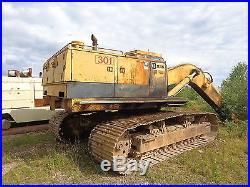 Caterpillar 235 Hydraulic Excavator RUNS EXC VIDEO! GOOD U/C 3306 DI CAT