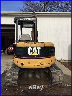 Caterpillar 304CR Mini Excavator