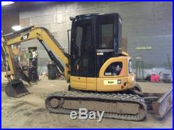 Caterpillar 305C cr 2007 No Reserve Will Sell A/c