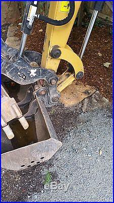 Caterpillar 305E Mini Excavator