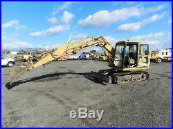 Caterpillar 307B Excavator