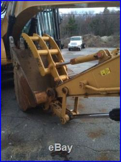 Caterpillar 320D LRR Excavator 2012 Wide Track