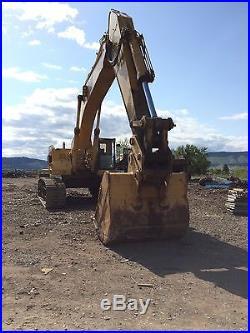 Caterpillar 375L Excavator (1994)