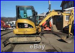 Caterpillar excavator 303.5 C CR