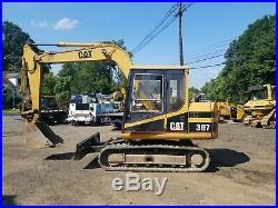 Caterpillar excavator 307 only 2000 hours