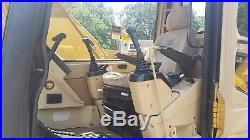 Caterpillar excavator 312 only 4200 hours