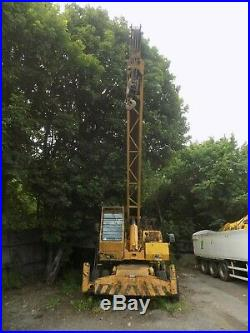 Coles Hydramobile 1820 18 Ton Mobile Crane