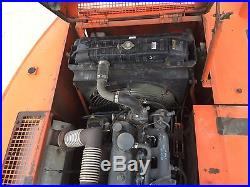 DAEWOO SOLAR 170 HYDRAULIC EXCAVATOR BACKHOE HOE DIESEL ENGINE TRACKHOE