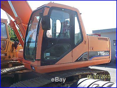 Daewoo Excavator S175V