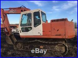 Daewoo SL130-3 Excavator Diesel Engine