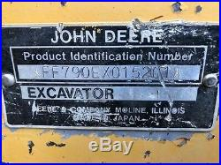 Deere 790e
