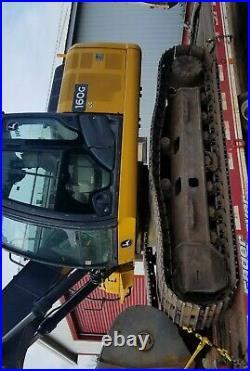 Deere Excavator 2013 160G LC A/C Radio 8000Hrs Excellent