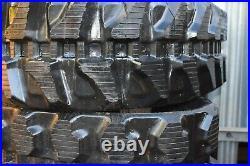 Digger / Excavator Rubber track 400x72.5x74R JCB 8055 8065