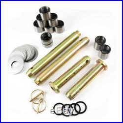 Dipper End Pin & Bush Kit to fit Hitachi ZX16 / ZX17U / ZX17U-2 / ZX19U